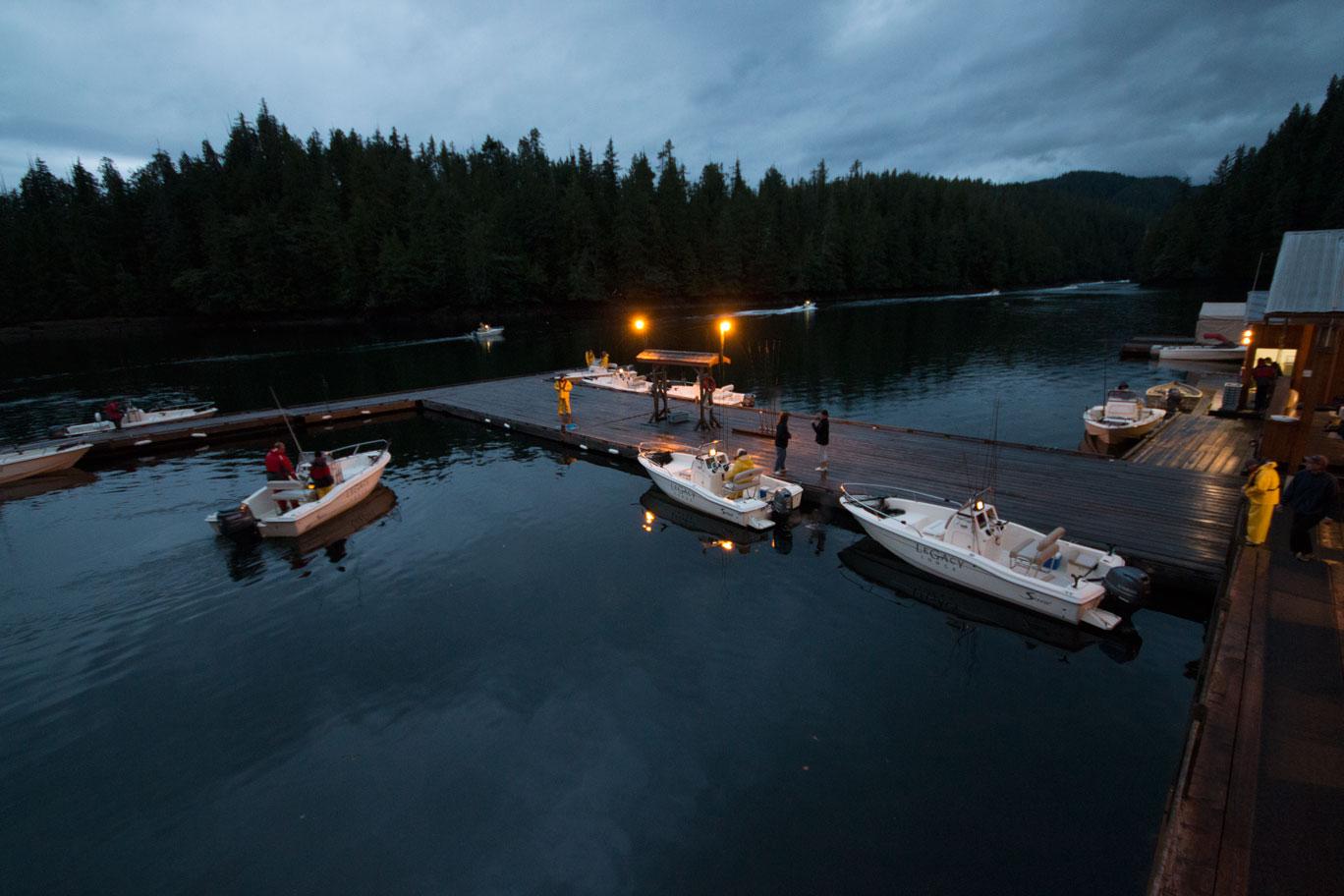 Big Days in BC - Steve Walburn